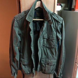J. Crew Vintage A22 Cadet Jacket XS